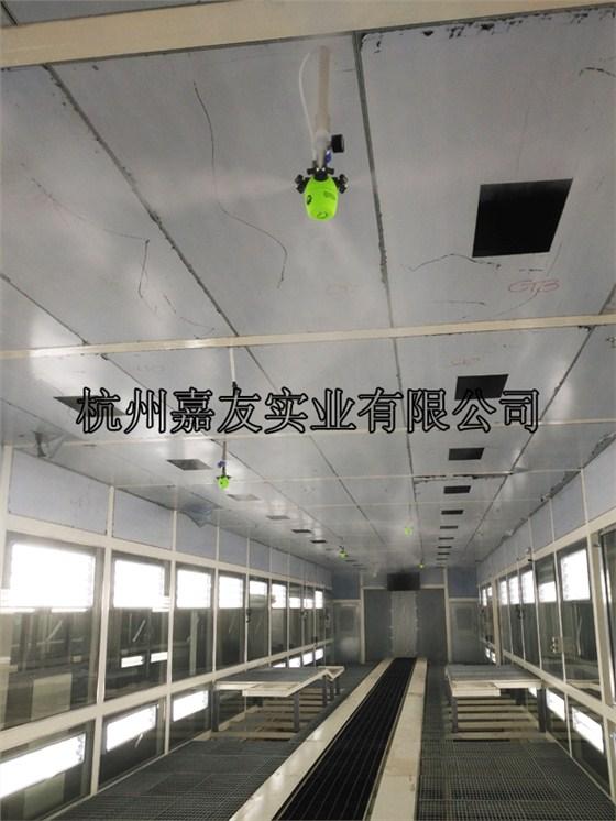 广汽集团打磨车间干雾加湿图2