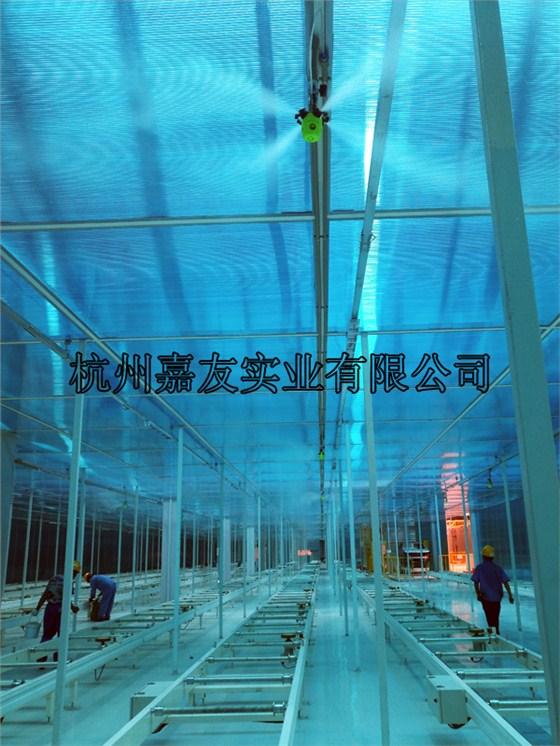 广汽集团打磨车间干雾加湿图4