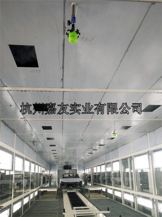广汽集团打磨车间干雾加湿图5