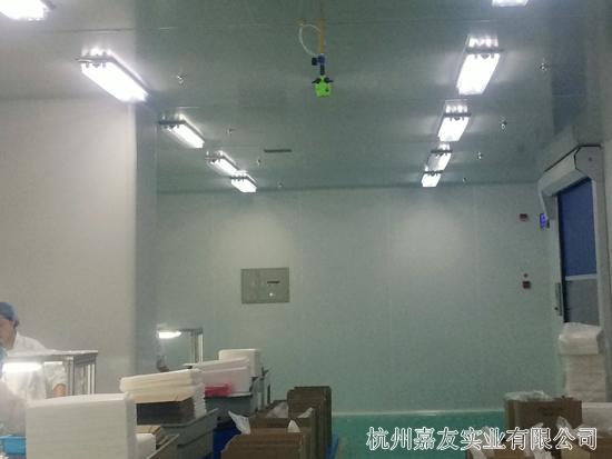 工业加湿器除静电案例