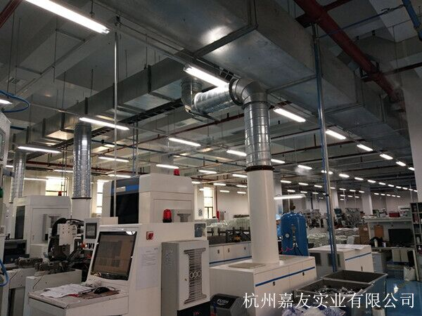 印刷厂加湿器3