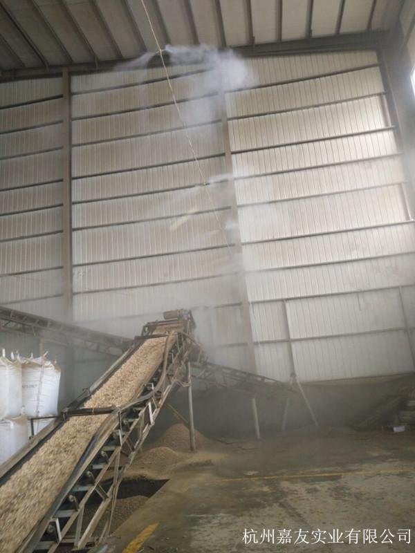 高压喷雾抑尘系统案例图