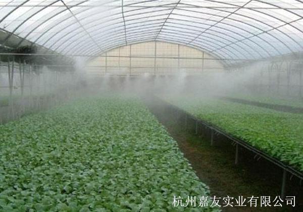 温室高压微雾加湿