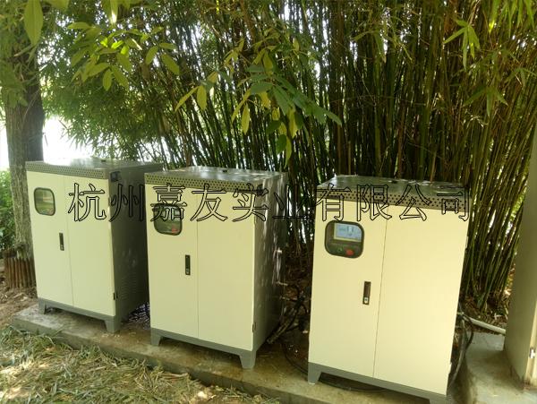 富阳东吴文化公园高压微雾2