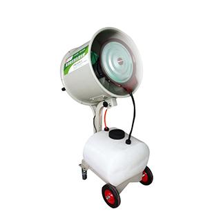 JY-WWST离心式手推喷雾除尘机