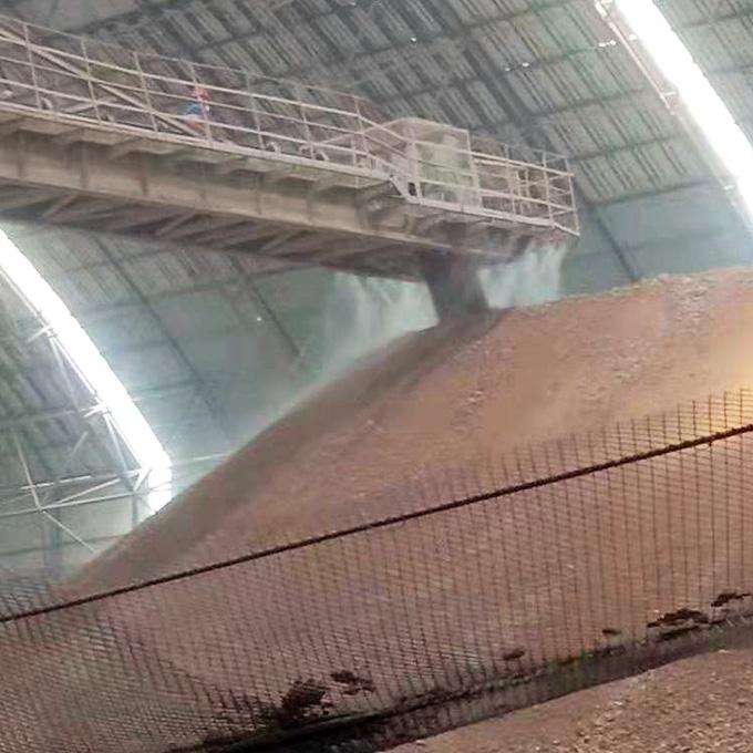 JY-WWGY水泥厂喷雾除尘系统