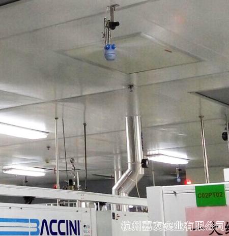 中利科技集团干雾加湿案例3