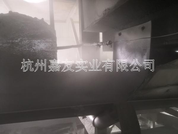 葛洲坝高压喷雾降尘系统